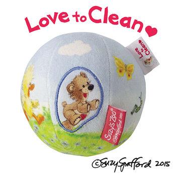 【日本People】Suzy's Zoo布玩具系列-遊戲布球