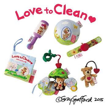 【日本People】Suzy's Zoo布玩具系列-六件玩具組合