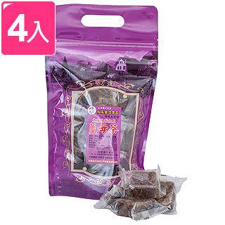 向家養生食品 黑糖桂圓紅棗薑母茶 500g (4包入)