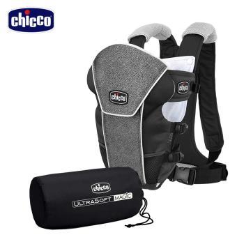 chicco-Magic舒適柔軟抱嬰袋-深邃霧灰