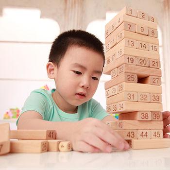 經典桌遊兒童益智遊戲積木疊疊樂