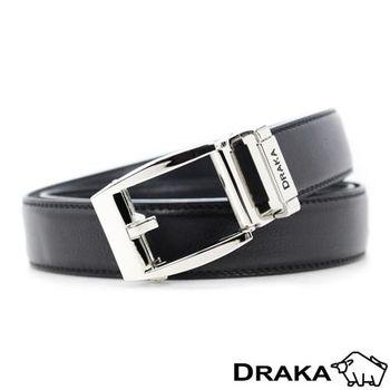 DRAKA 達卡-簡約型自動帶皮帶-41DK5311