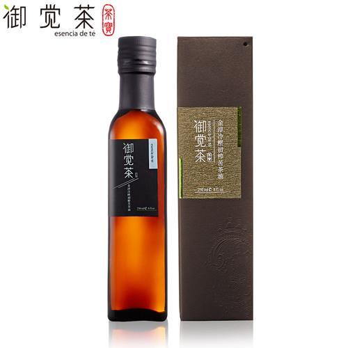 【茶寶 御覺茶】金淳冷壓初榨苦茶油 (250ml)