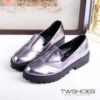 ~TW Shoes~MIT帥氣素面英倫紳士包鞋~K120AF5004~