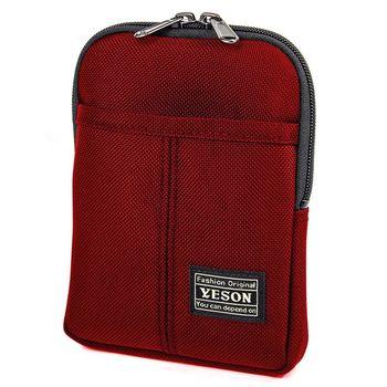 YESON - 14型相機手機工具多功能腰包二色可選 MG-583