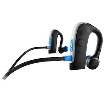 [福利品] BlueAnt PUMP 2 無線藍芽防水運動耳機 - 經典黑