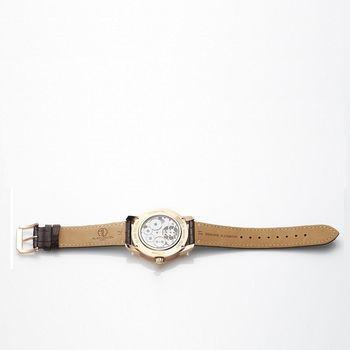 Alain Delon 陀飛輪皮帶腕錶