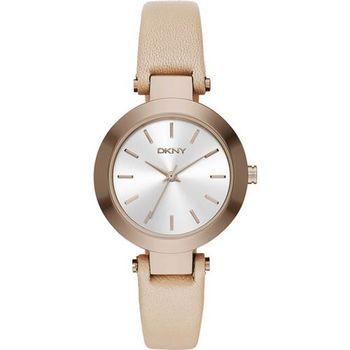 DKNY Stanhope 名模風采時尚腕錶-多色選擇/28mm