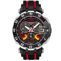 TISSOT 天梭 T~RACE STEFAN BRADL 計時腕錶~45mm T0924