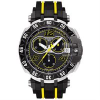 TISSOT 天梭 T~RACE THOMAS LUTHI 計時腕錶~45mm T0924