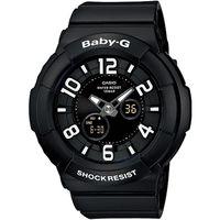 Baby ^#45 G BGA ^#45 132立體浮雕數字系列女錶 ^#45 黑 ^#4