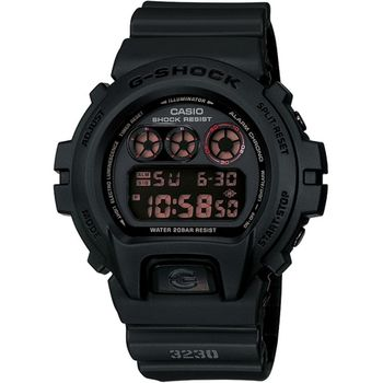 G-SHOCK G-FORCE系列經典款腕錶-黑
