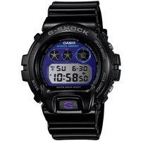 G ^#45 SHOCK DW ^#45 6900煙燻金屬系列腕錶 ^#45 黑DW ^#