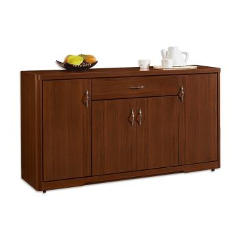 Bernice-衛斯理5.1尺碗盤收納餐櫃