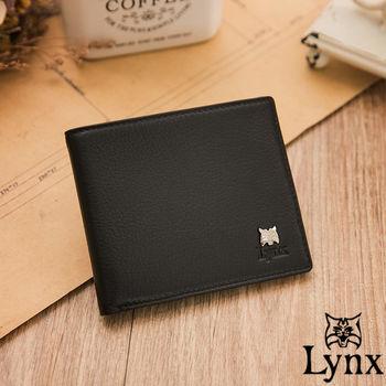 Lynx - 山貓極品爵士軟式牛皮8卡短夾