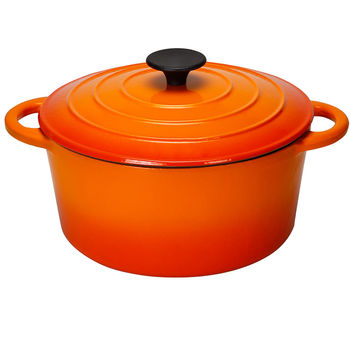 鍋寶歐風鑄鐵鍋經典收藏組
