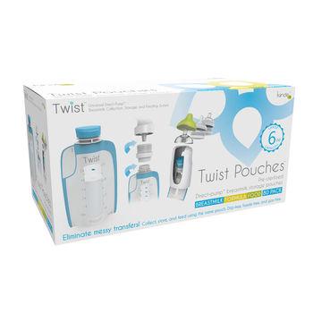 GMP BABY美國Kiinde Twist 180cc(80入) 多功能母乳儲存袋 1盒 KD03