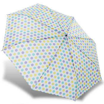 rainstory雨傘-繽紛彩點抗UV雙人自動傘