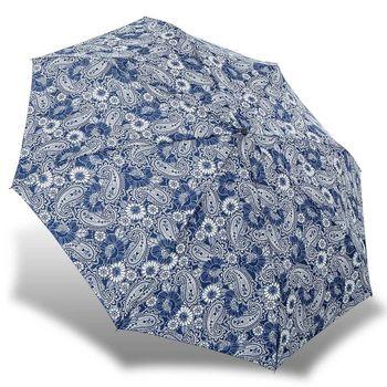 rainstory雨傘-青花變形蟲抗UV雙人自動傘
