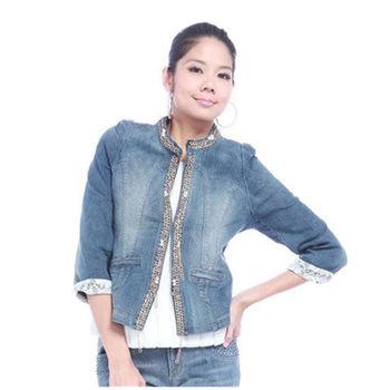 IKON.88魅力新時尚單寧外套