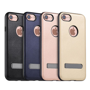 【hoco】Apple iPhone 7 簡系列帕戈款背殼