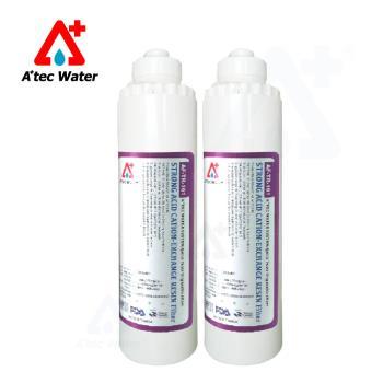 ATEC 第二道樹脂濾芯/食品級樹脂濾芯(AF-TR-101)二入