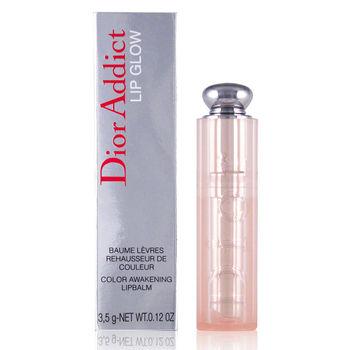 Dior 迪奧 粉漾潤唇膏 3.5g #001 +Dior隨機針管香水乙份