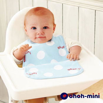 ohoh mini 孕婦裝 夾心派系列-加長版 圍兜