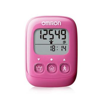 【OMRON 歐姆龍】★ OMRON歐姆龍計步器 HJ-325 粉色 ★