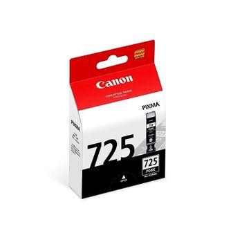 【Canon】PGI-725BK 原廠黑色墨水