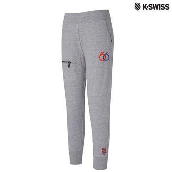 K-Swiss Sweatpant運動長褲-女-炭灰