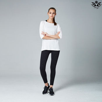 【Drago】透氣導汗多功能運動瑜珈外搭罩衫/上衣-白色