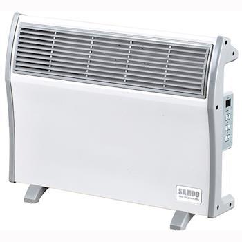 【聲寶】浴室/臥房兩用微電腦電暖器 HX-FH10R