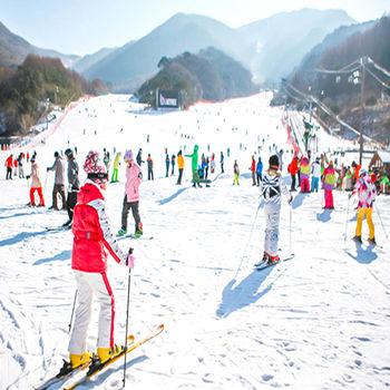 釜山滑雪去~汗蒸幕、天空步道、西面鬧區逛街、伊甸園滑雪場超值四日