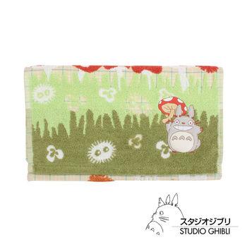 吉卜力 Totoro龍貓純棉毛巾(蘑菇樂園)