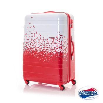 American Tourister美國旅行者 2016限量版 FLY AWAY 飛鳥印花 28吋 登機箱 旅行箱 31T