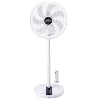 SAMPO聲寶【SK-FN16DR】16吋ECO智能溫控DC節能風扇