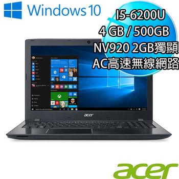 Acer 宏碁 K50-10-57E8 15.6吋 i5-6200U 500GB 獨顯NV920 2GB Win10戰鬥筆電