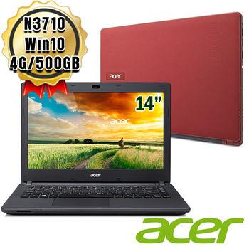 Acer 宏碁 ES1-431 14吋 四核心N3710 超值文書筆電 (ES1-431-P45Y/P862)