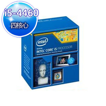 Intel 英特爾 Core i5-4460 中央處理器
