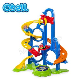 Kids II Oball-洞動彈跳軌道玩具組