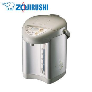 象印3L三段定溫微電腦熱水瓶 CD-JUF30-CT