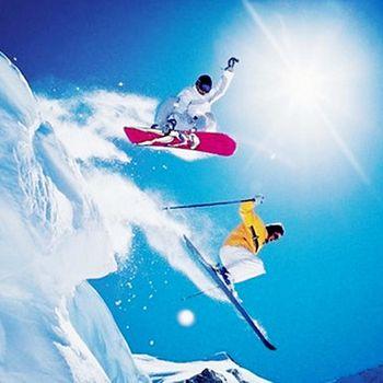 【除夕】韓國真愛滑雪藝術村燈光節樂天明洞塗鴉秀5日