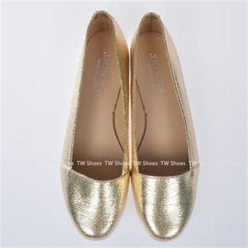 【TW Shoes】亮面漆皮包鞋(K130B2710)