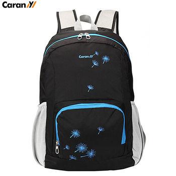 【AOU】CARANY系列/雙肩購物旅遊輕便男女折疊包(四色可選58-0021)