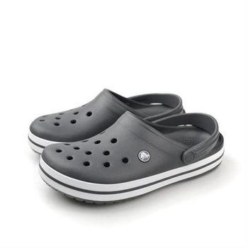 Crocs 休閒鞋 灰色 男鞋 no358