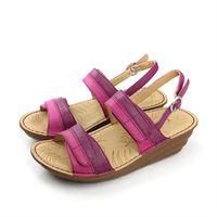 Kimo 涼鞋 紫色 女鞋 no465