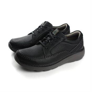Clarks Charton Vibe 休閒鞋 黑色 男鞋 no733