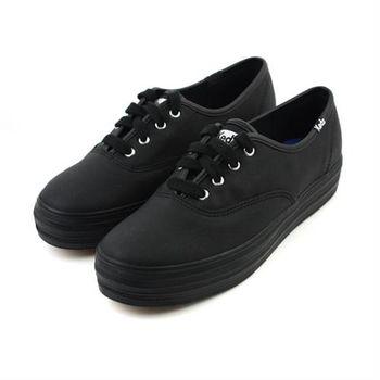 Keds 休閒鞋 黑色 女鞋 no203
