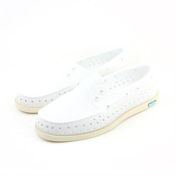 native HOWARD 洞洞鞋 白色 男女鞋 no533